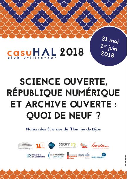 Programme CasuHAL 2018