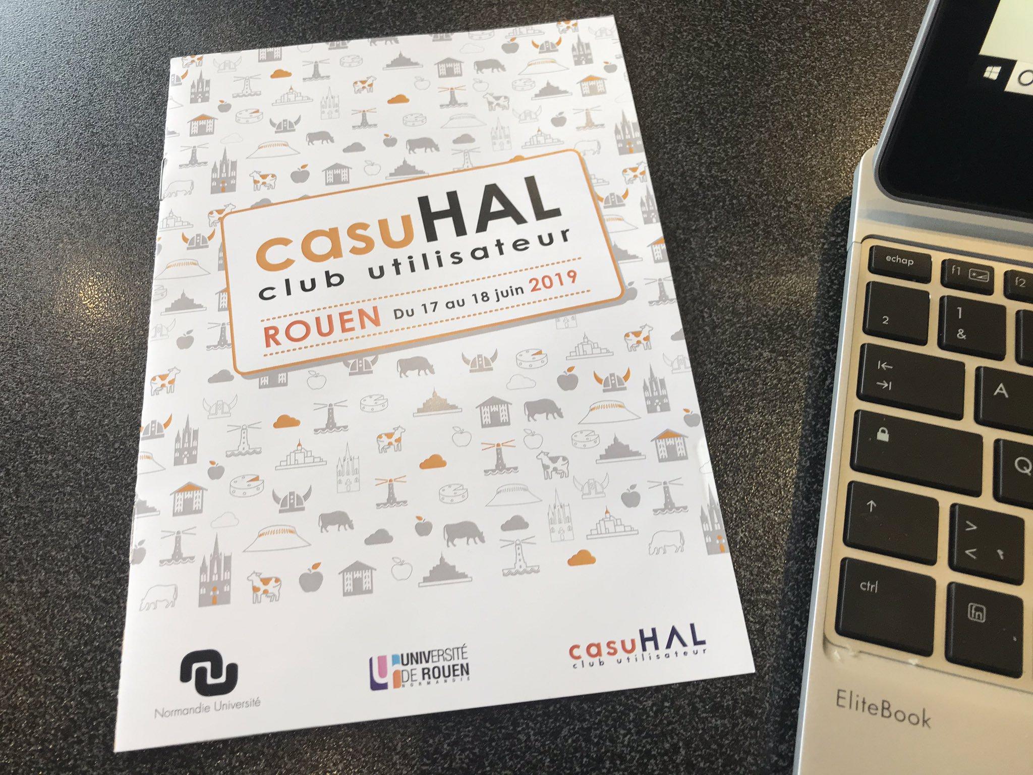 Journées Casuhal 2019 - Programme